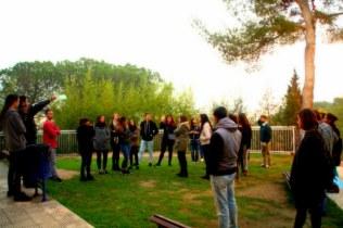 En Pau i en Josep dinamitzen
