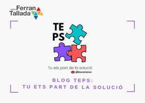 Blog Teps Ferran Tallada